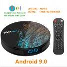 HK1 Max Android 9.0 4K Wifi Smart TV Box - 4GB RAM, 64GB ROM, UK Plug