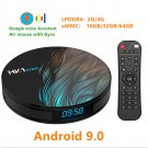 HK1 Max Android 9.0 4K Wifi Smart TV Box - 4GB RAM, 32GB ROM, EU Plug