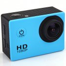 F23 Outdoor Action Camera - 2.0 Screen, HD Wide Angle, Waterproof Sports Camera, DV Video Camcorder