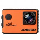 Original SOOCOO S100 Pro Voice Control Wifi 4K Action Camera - Waterproof 2.0 Touch Screen with Gyro