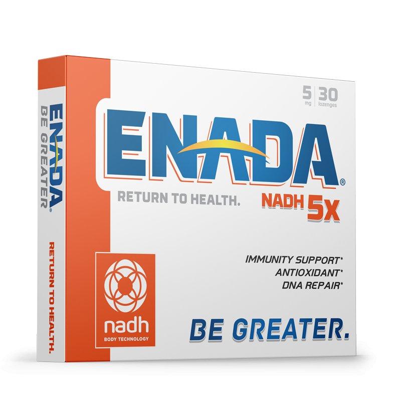 ENADA 5X - 5 MG, 30 CAPS