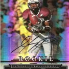 2007 Sidney Rice Playoff Prestige Draft Picks Rights Autograph