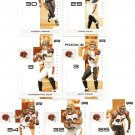 2007 Cincinnati Bengals NFL Playoffs Team Set