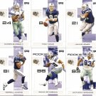 2007 Dallas Cowboys NFL Playoffs Team Set