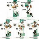 2007 Philadelphia Eagles NFL Playoffs Team Set