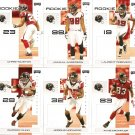 2007 Atlanta Falcons NFL Playoffs Team Set