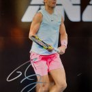 RAFAEL NADAL Hand Signed Photo Ball with CAO.