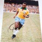PELE Edson Arantes do Nascimento BRAZIL Hand Signed with CAO.
