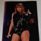 Taylor Alison Swift Photo Hand signed with CAO.