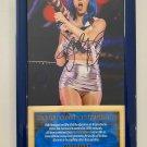 Katy Perry Katheryn Elizabeth Hudson Photo Framed Signed with CAO.