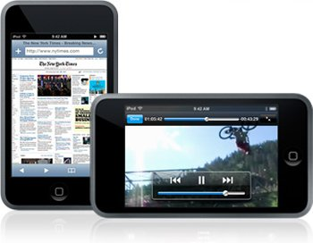 """Apple iPod touch (16GB) Wi-Fi Portable Media Player with 3.5"""" Touch Screen"""