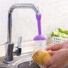 Adjustable Faucet Extender Kitchen Water Saver Hand Washing Bathroom