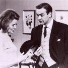 Lois Maxwell Sean Connery 8x10 glossy photo #B6438