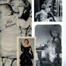 Shelley Winters Orignal Clipping magazine Photo Lot  #B6709