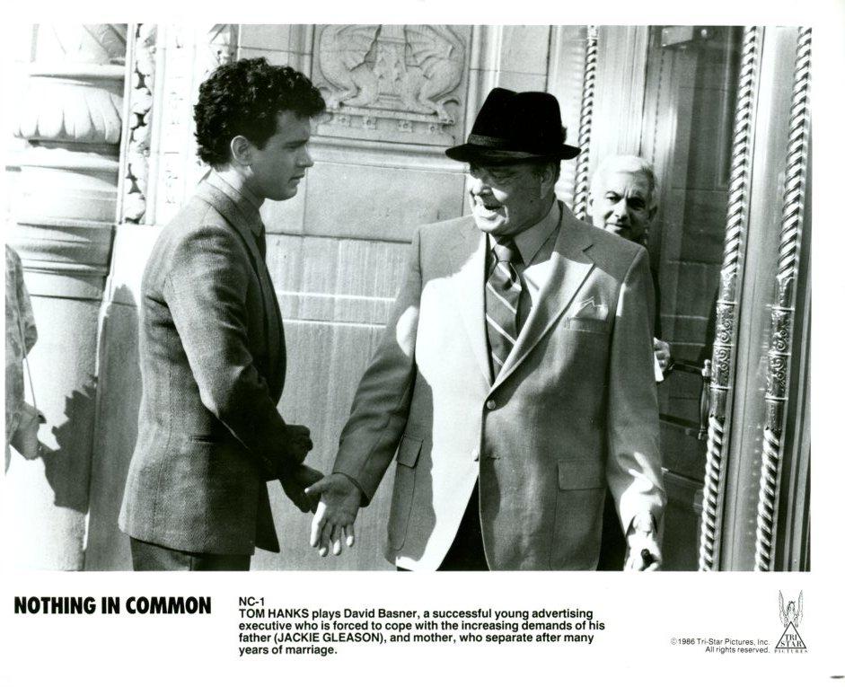 Jackie Gleason Tom Hanks 8x10 Original glossy photo #X2795