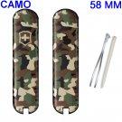 VICTORINOX SCALES / HANDLES 58 mm STD CAMO - SWISS ARMY KNIFE
