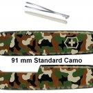 VICTORINOX SCALES / HANDLES 91 mm STD CAMO - SWISS ARMY KNIFE