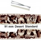 VICTORINOX SCALES / HANDLES 91 mm STD DESERT - SWISS ARMY KNIFE