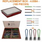 VICTORINOX REPLACEMENT BOX (180 PIECES) - 4.0584 - SWISS ARMY KNIFE