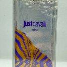 JUST CAVALLI FOR HIM EAU DE TOILETTE Spray 60ML - Roberto Cavalli For Men