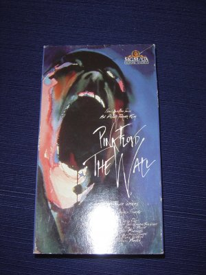 Pink Floyd - The Wall VHS