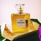 CHANEL No 5 Eau De Parfum EDP 100 ml 3.4 fl.oz. Spray Women New in Box Sealed