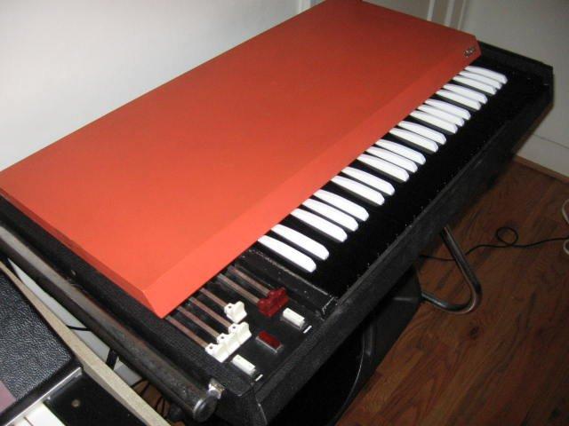 Vox Continental Combo Organ Samples and Loops