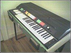 Gibson G101 Combo Organ Samples and Loops