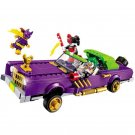 Batman Movie The Joker Notorious Lowrider 70906 Lepin Building Kit Blocks