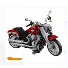 Creator Expert Harley-Davidson Fat Boy 10269 Building Blocks