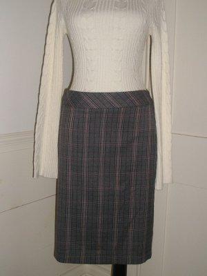 Pencil Skirt Size 9 Medium Stoosh Plaid Low Waist Artsy