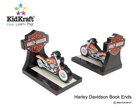 Harley-Davidson Book Ends Item # 10248