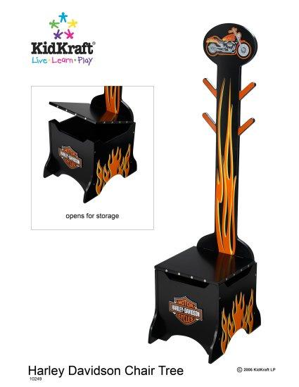 Harley Davidson Chair Tree Item # 10249