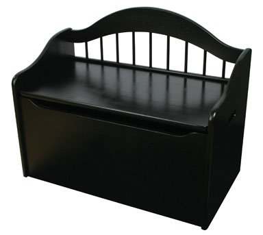 Limited Edition Toy Chest - Black Item # 14181