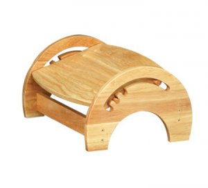 Nursing Stool - Natural Item # 15121
