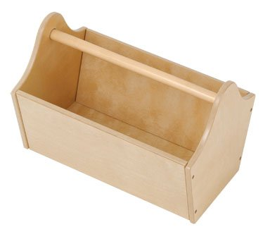 Toy Caddy - Natural Item # 15911