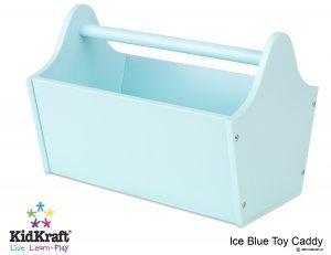 Toy Caddy - Ice Blue Item # 15930