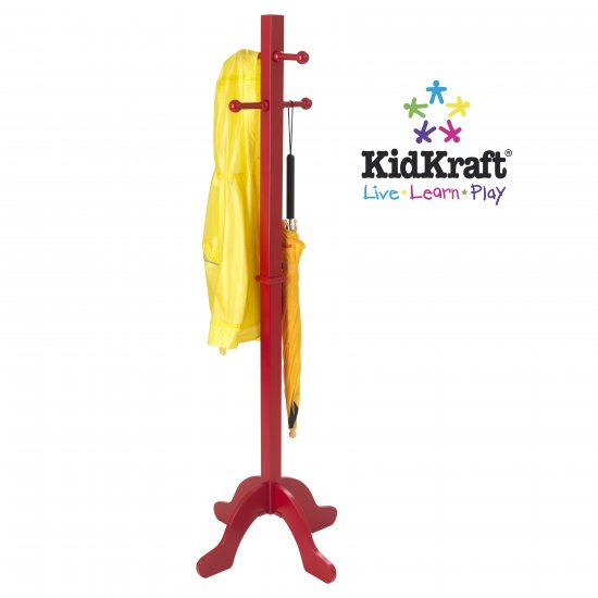 Clothes Pole - Red Item # 19202