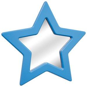 Star Mirror - Blue Item # LS-WM STAR BU