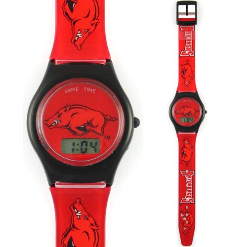 Arkansas Fan Series Watch Item # COL-KDI-ARK