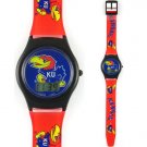 Kansas Fan Series Watch Item # COL-KDI-KAN