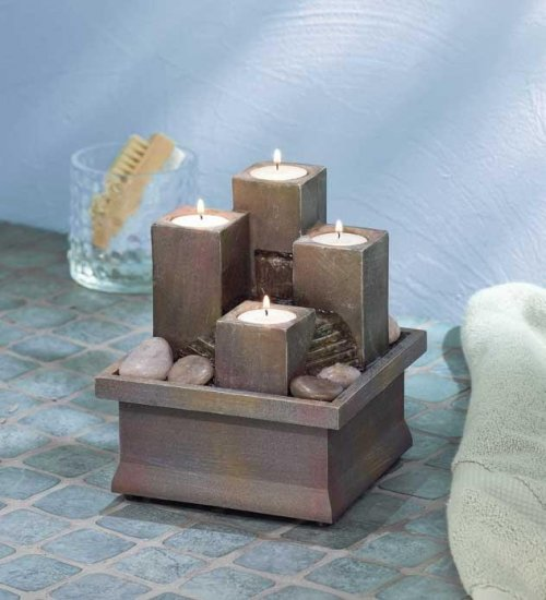 Fire and Water Fountain Item #: 36436
