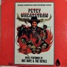 PETEY WHEATSTRAW: (1977 NAT DOVE) RS MINT SOUNDTRACK VINYL LP RUDY RAY MOORE