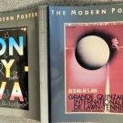 MODERN POSTER by Stuart Wrede 1988 1ST ED softbound, Cayfosa Spain, BEAUTIFUL