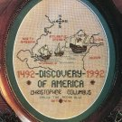 Voyage of Discovery Ships Columbus 1492 Counted Cross Stitch Pattern PDF FILE