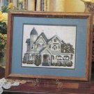 in PDF FILE Donnelly Victorian House Cross Stitch Pattern