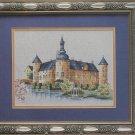 PDF FILE Beauty of the Castle CROSS STITCH PATTERN