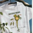 PDF FILE SUCCESS MEANS OUT OF THE LIMB FROG CROSS STITCH  PATTERN