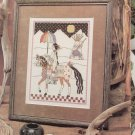PDF FILE PAINTED PONY Spirit of NATlVE America Counted Cross Stitch Pattern