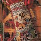PFG FILE MARY CHRISTMAS SANTA CHRISTMAS STOCKING CROSS STITCH DIY PATTERN C37